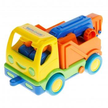 Автомобиль - эвакуатор мой первый грузовик