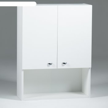 Шкаф вега 5004 белый, 50 24 х 80 см