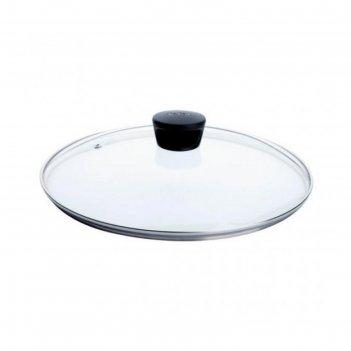 Стеклянная крышка tefal 24 см