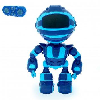 Робот радиоуправляемый, программируемый «пришелец», танцует, двигает рукам
