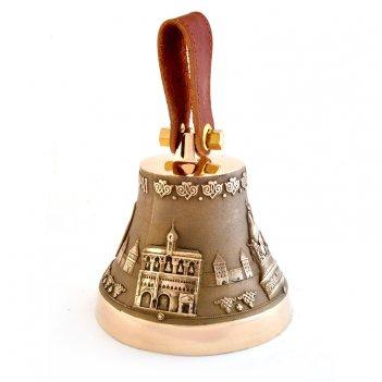Колокольчик новгородский кремль и герб великого новгорода