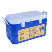 Изотермический контейнер арктика, 40 л, цвет синий