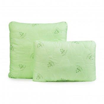 Подушка «бамбук», размер 48х68 см, полиэфирное волокно