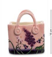 Jp-800/16 ваза-кашпо сумочка (pavone)