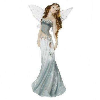 Фигурка декоративная ангел, l9 w9 h27 см