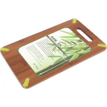 Доска разделочная 30*18*0,8 см, бамбук