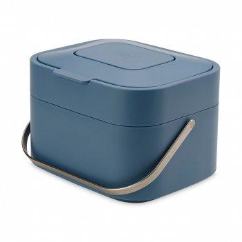 Контейнер для пищевых отходов stack 4 sky, размер: 23,5 х 19 см, материал: