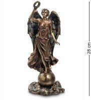 Ws-879 статуэтка ангел над землей