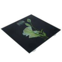 Весы электронные напольные luazon lvp-1808, до 180 кг цветок