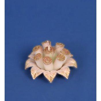 F-4b27а160 цветок-свеча букет роз с фарфор лепестком
