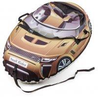 Надувные санки-ватрушка (тюбинг) small rider snow cars (цвет бронза)