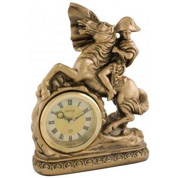 Скульптурные часы из полимерных смол восток к4530-1