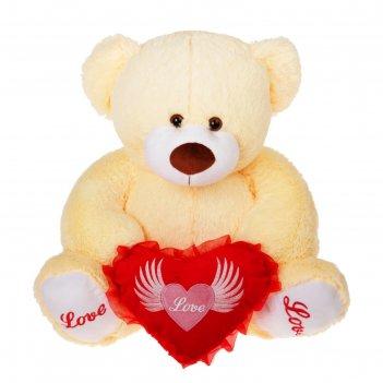 Мягкая игрушка медведь, 55 см, микс