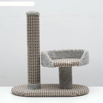 Комплекс persieline крафт № 6, ковролин, 62 х 37 х 65 см