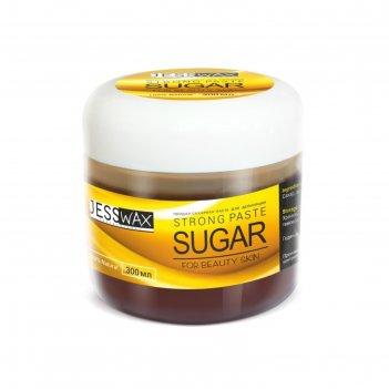 Паста сахарная для депиляции jesswax hard, 300 гр