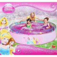 Бассейн с надувным бортом princess, 198 х 51 см, 2 300л