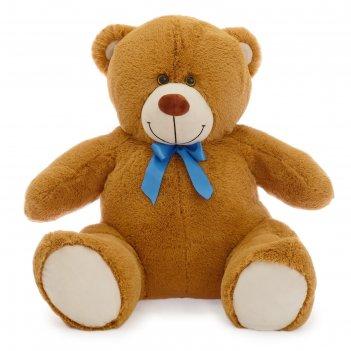 Мягкая игрушка «мишка кузя», 90 см, цвет шоколадный, premium quality, микс