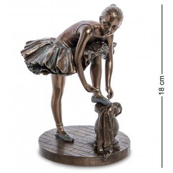 Ws-963 статуэтка балерина