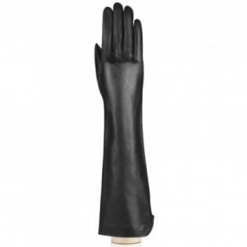 Перчатки женские ш/п lb-2002 цвет черный, размер 7.5