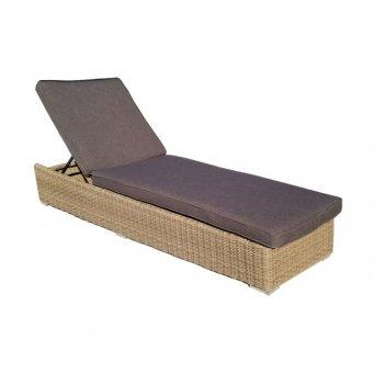 Садовый лежак 4sis рим, садовая мебель