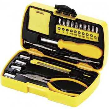 Набор инструментов stinger, 20 инструментов, в пластиковом кейсе