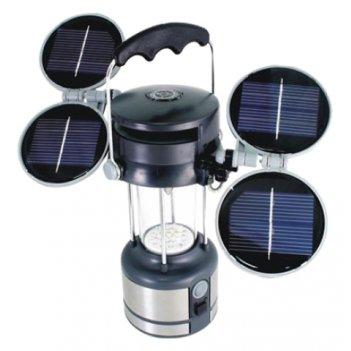 Портативный фонарь на солнечных батареях ps-l031