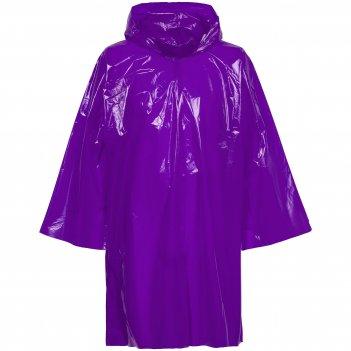 Дождевик-плащ cloudtime, фиолетовый