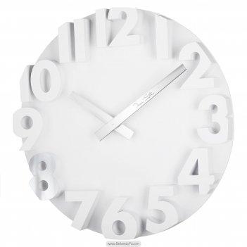 Настенные часы tomas stern 4032w (с дефектом)