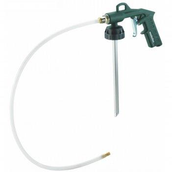 Пистолет распылительный metabo ubs 1000, 180 л/мин, сопло 10 мм, 6 атм, шт