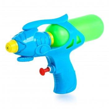 Пистолет водный , цвета микс (в фасовке 12 штук)