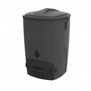 Компостер biolan дачный, 200 л, цвет черный