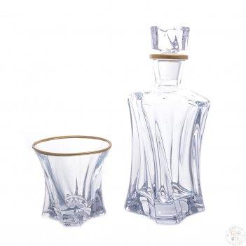 Набор для виски aurum crystal morris 7 предметов