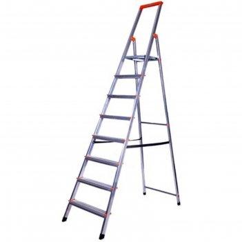 Стремянка krause monto, оградительная дуга, рабочая высота 3.71 м, 8 ступе