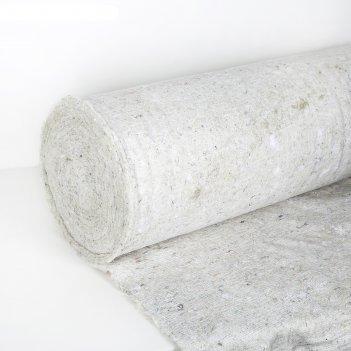 Нетканное полотно хлопчатобумажное (хпп) 50 п.м., шир. 80 см, (2,5 мм)