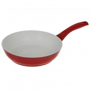 Сковорода с керамическим покрытием 24 см модерн