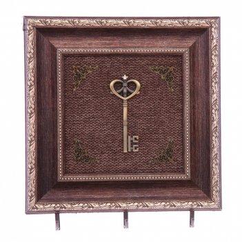 Ключница, l25 w2 h27 см