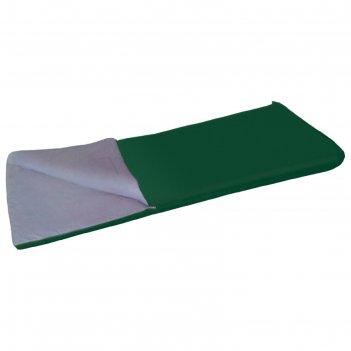Спальный мешок camping450, до 0с, 1,8 кг, 80смх200см