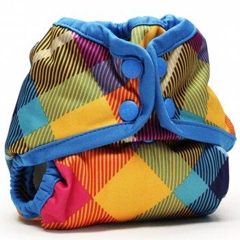 Подгузник для плавания newborn snap cover kanga care preppy