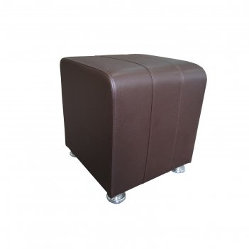 Банкетка сибирь 400х400х450 коричневый