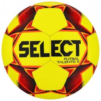 Мяч футзальный select futsal talento 11, размер jr, 32 панели, тпу, машинн