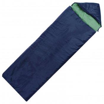 Спальный мешок maclay 4-слойный, с капюшоном, 225х70 см