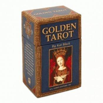 Карты таро: golden tarot by kat black