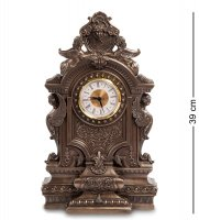 Ws-611 часы в стиле барокко сфинкс