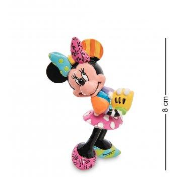 Disney-6006086 фигурка застенчивая минни маус