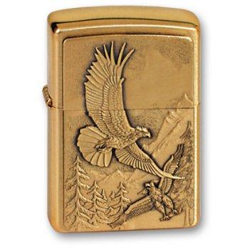 20854 зажигалка eagles zippo