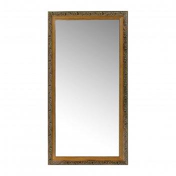 Зеркало «симфония»,  настенное 50x95 cм