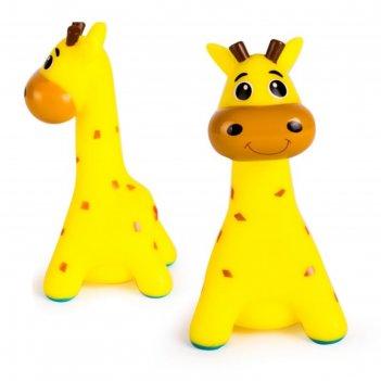Игрушка для ванной жираф спот