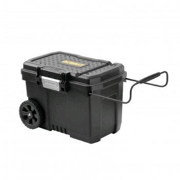 Ящик для инструментов stanley dwst1-73598, на колесах, замки металл, водоз