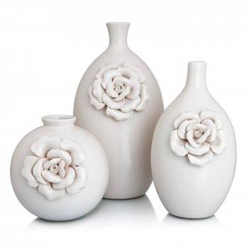 Ваза декоративная blossom 3 (большая), товары для загородного дома