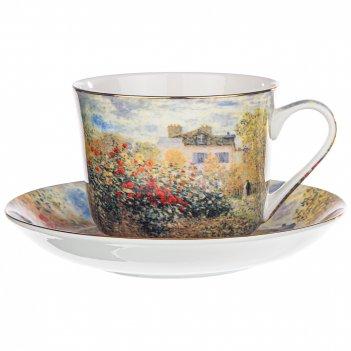 Чайный набор сад
